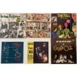 THE FALL AND RELATED LPs