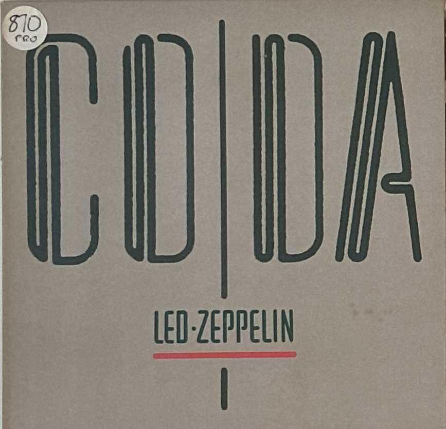LED ZEPPELIN - LP PACK - Image 2 of 2