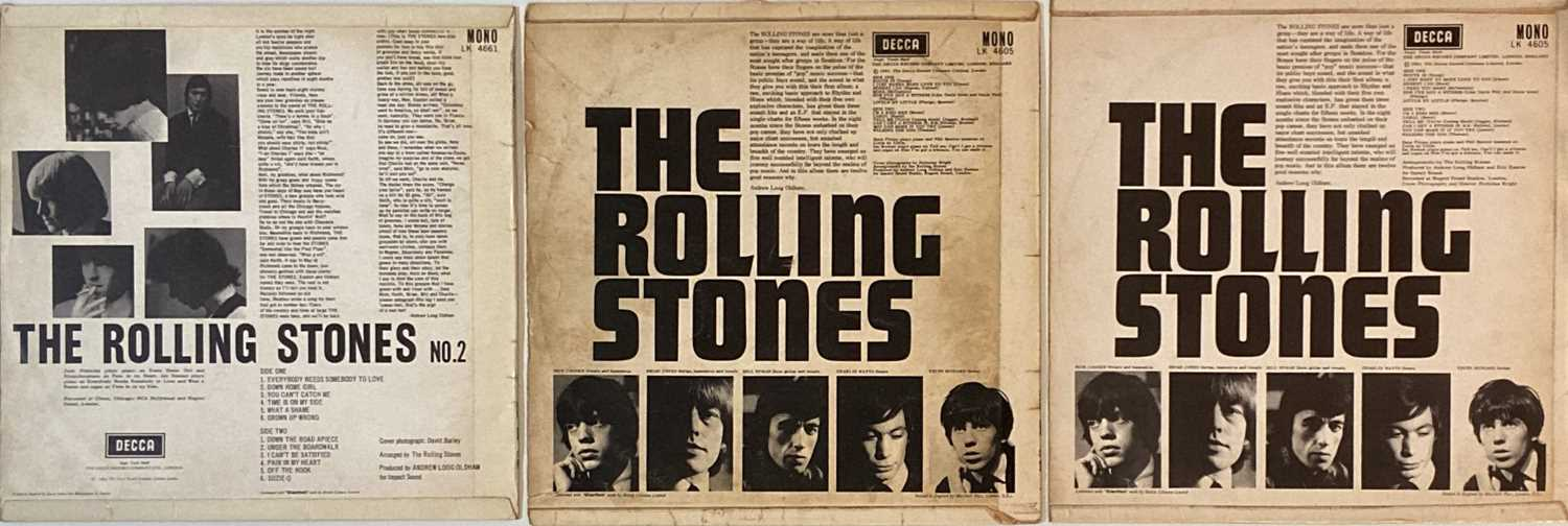 THE ROLLING STONES - 60s LPs (WITH UK ORIGINALS) - Image 2 of 2