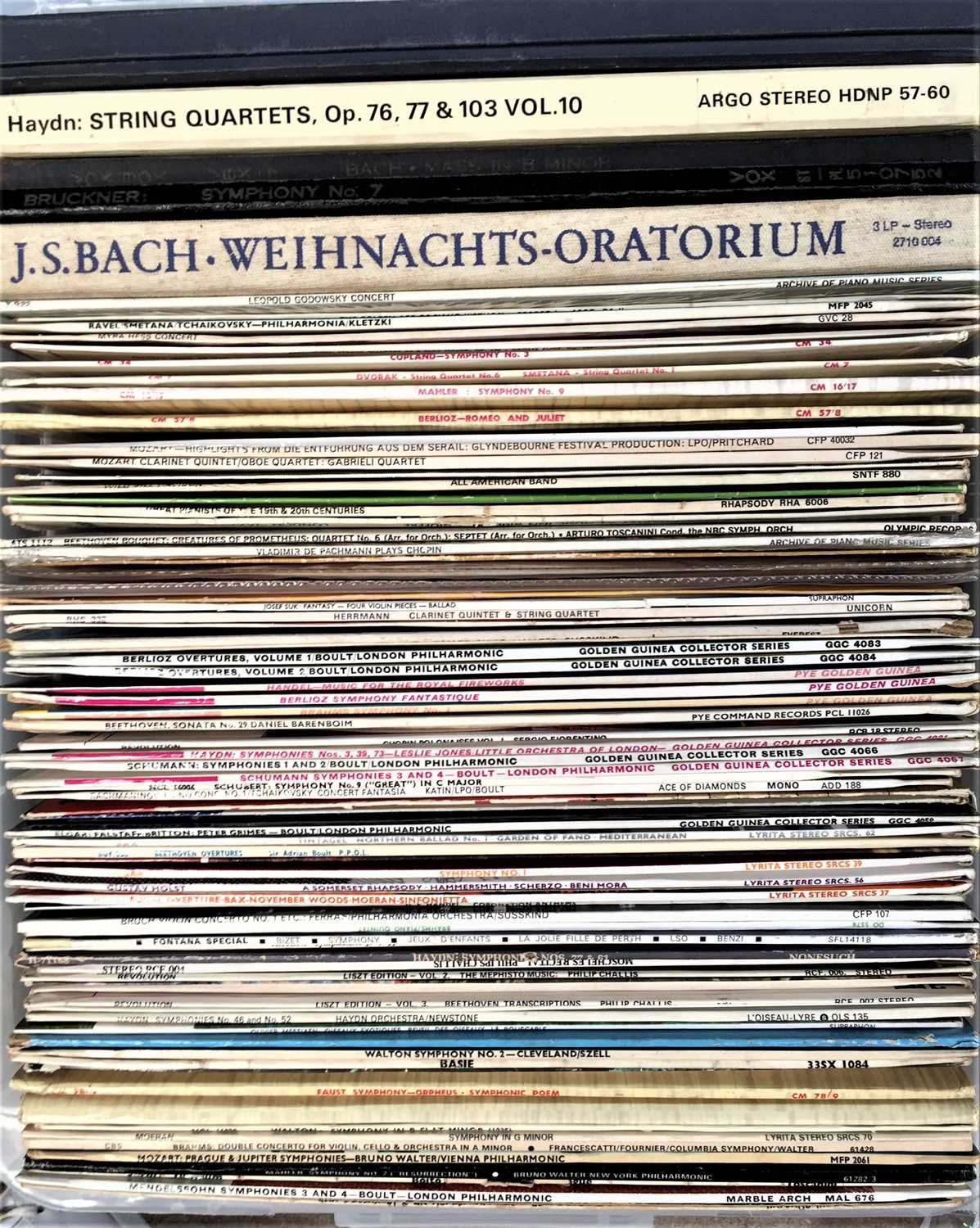 CLASSICAL - LP COLLECTION - Image 3 of 7