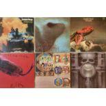 CLASSIC/ HEAVY/ PROG ROCK - LPs
