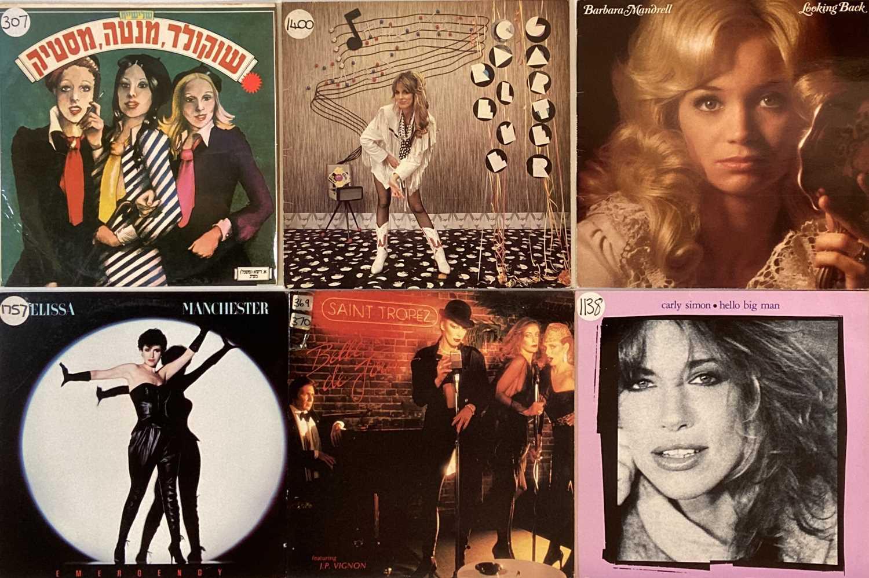 POP/ ROCK - FEMALE ARTIST LPs - Image 3 of 6