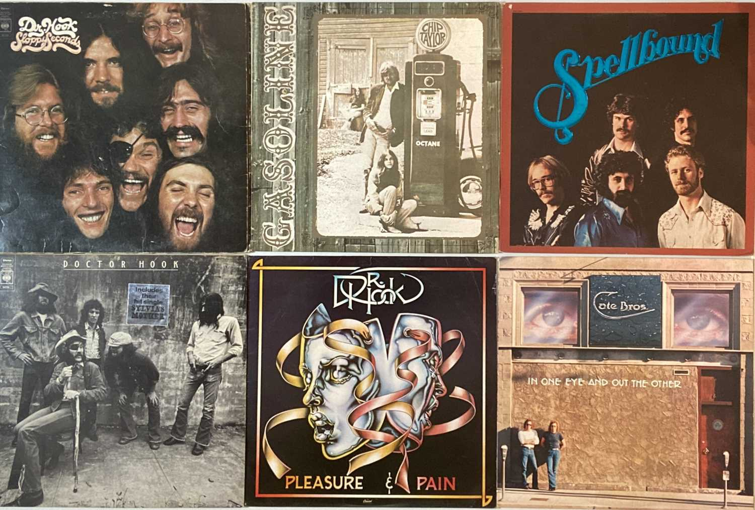 COUNTRY ROCK/R&R/AOR - LPs - Image 2 of 6