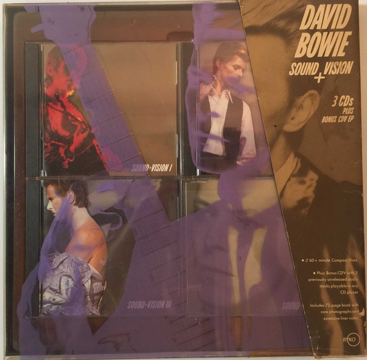 DAVID BOWIE - LIMITED EDITION CD BOX SET RELEASES - Image 5 of 8