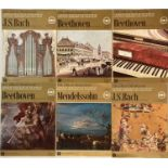 """THE GREAT MUSICIANS (CLASSICAL) 10"""" COLLECTION"""
