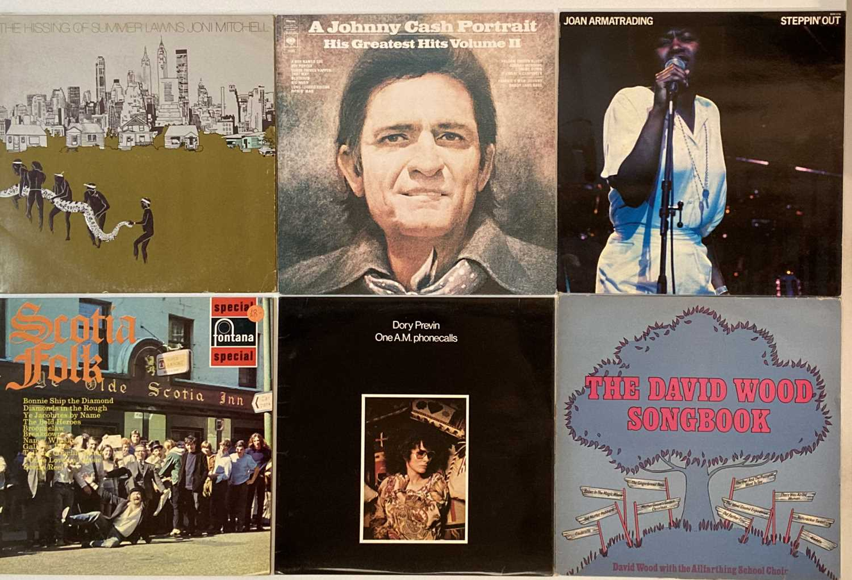 FOLK/ FOLK ROCK/ SINGER-SONGWRITER - LPs - Image 6 of 6