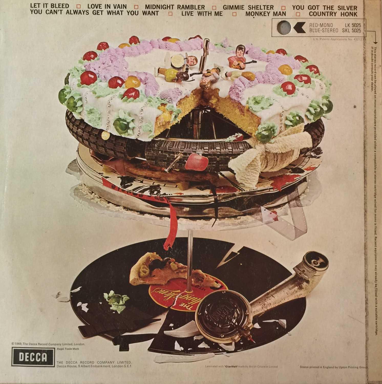 THE ROLLING STONES - LET IT BLEED LP (COMPLETE ORIGINAL UK COPY) - Image 3 of 6