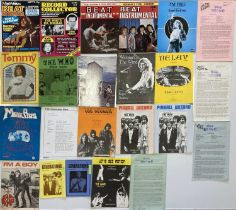 THE WHO - SONGBOOKS AND SHEET MUSIC.