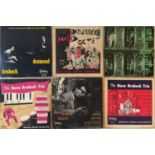 """DAVE BRUBECK - US 10"""" COLLECTION"""