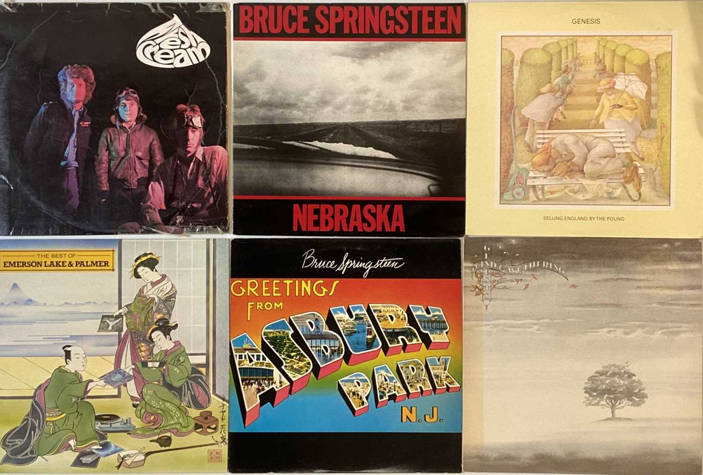 CLASSIC/ PROG ROCK - LPs - Image 2 of 5