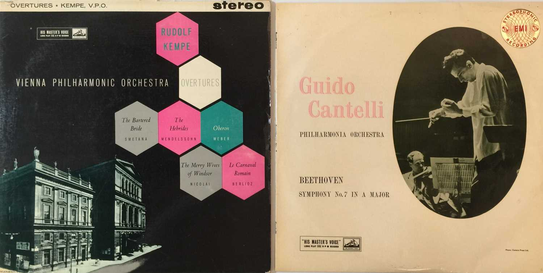 HMV UK STEREO - CLASSICAL LP RARITIES