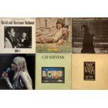 FOLK/ COUNTRY/ SINGER-SONGWRITER - LPs