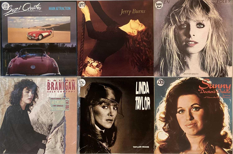 POP/ ROCK - FEMALE ARTIST LPs - Image 2 of 6