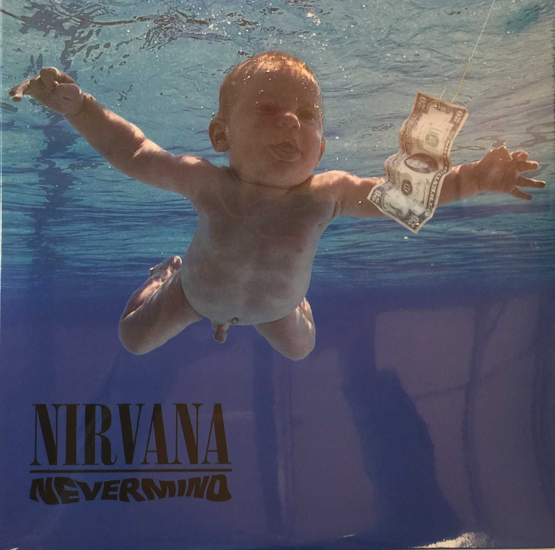 NIRVANA - NEVERMIND (2011 4 x LP PICTURE DISC SET - 602527779041)