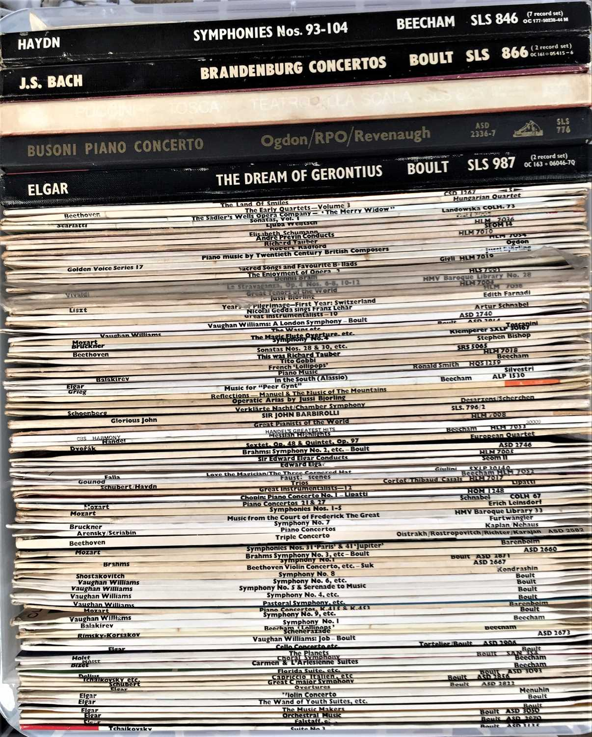 CLASSICAL - LP COLLECTION - Image 7 of 7