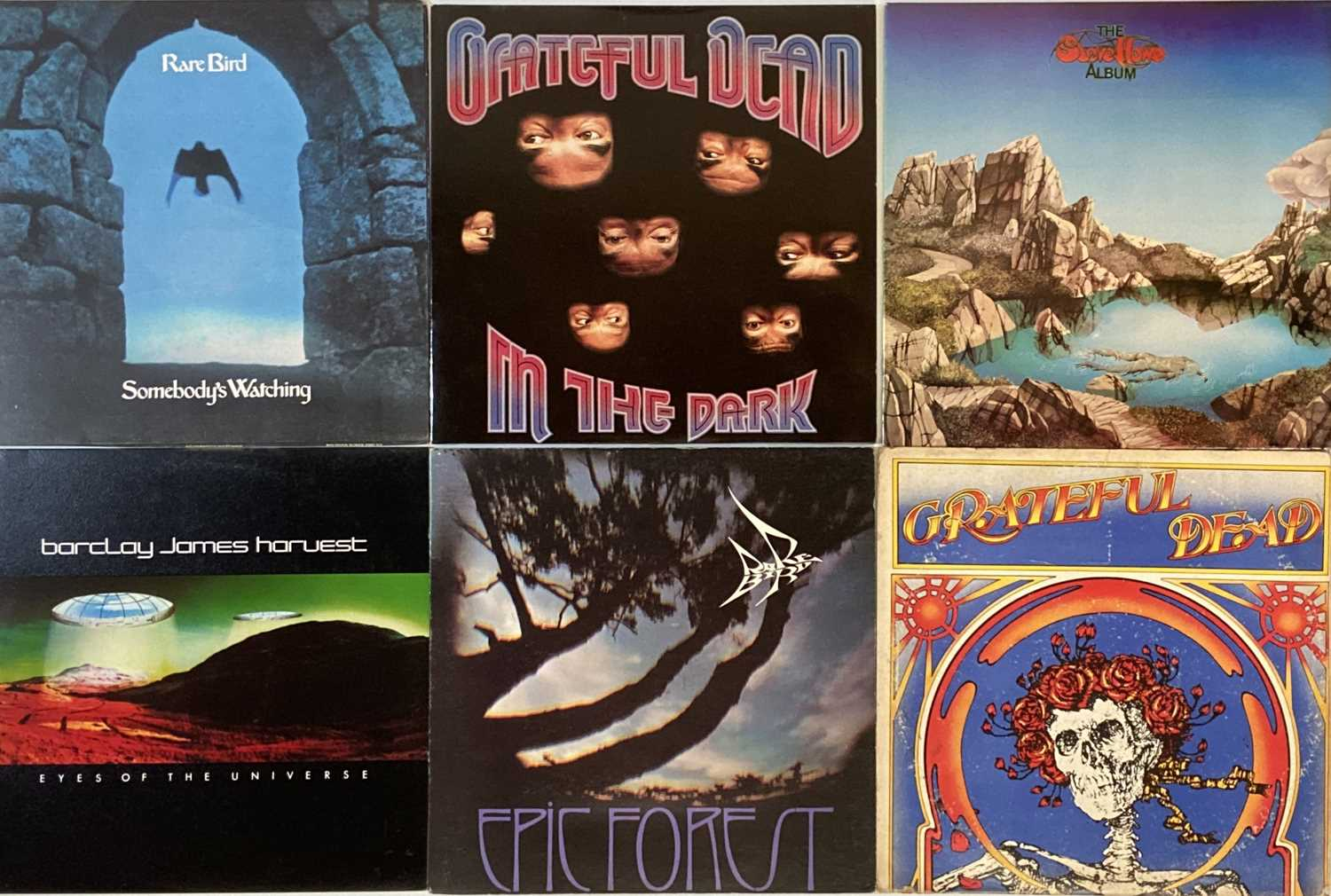 PROG/ PSYCH - LPs - Image 6 of 6