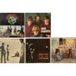 60s BEAT/POP/GARAGE LPs (WITH SCANDINAVIAN ARTISTS/PRESSINGS)