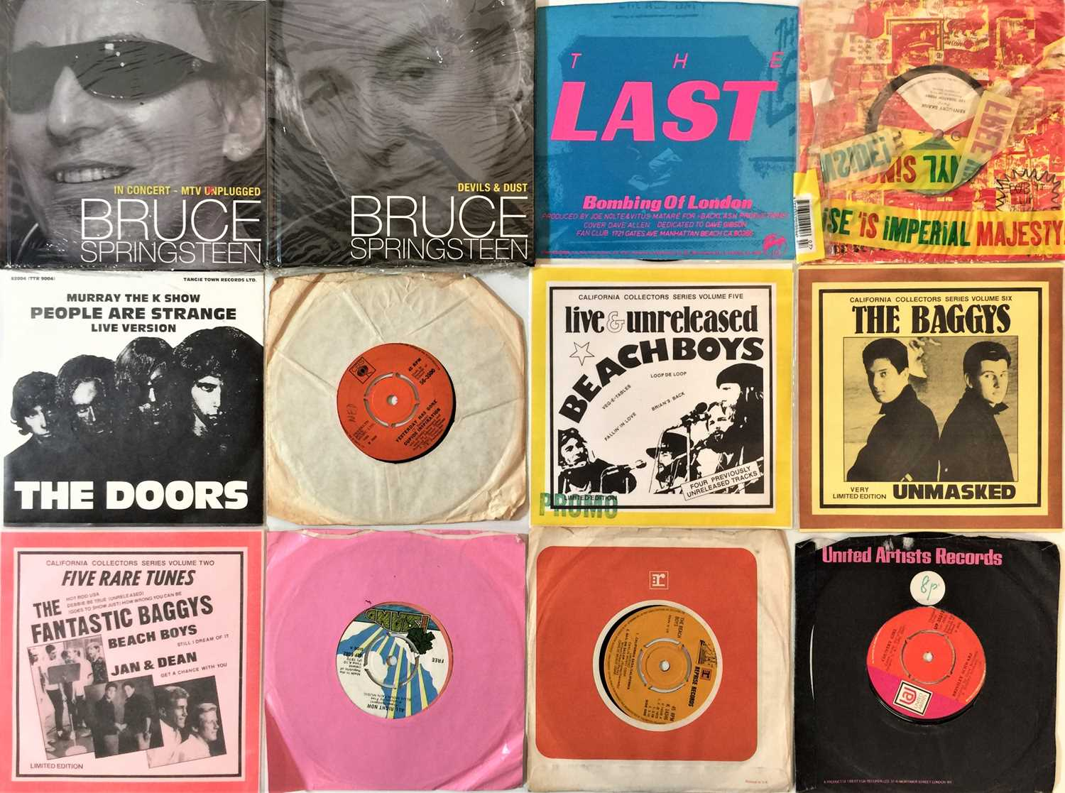 """CLASSIC/ FOLK/ POP - 7"""" COLLECTION - Image 2 of 3"""