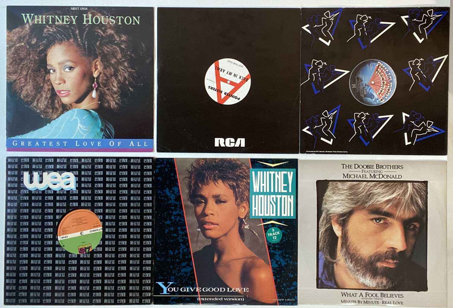 """SOUL/ FUNK/ DISCO - 12"""" COLLECTION - Image 3 of 5"""