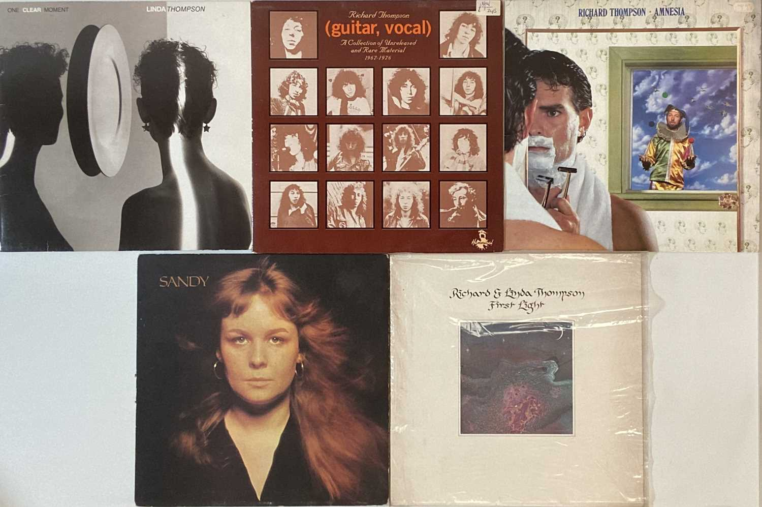 FAIRPORT CONVENTION AND RELATED - LPs - Image 2 of 4