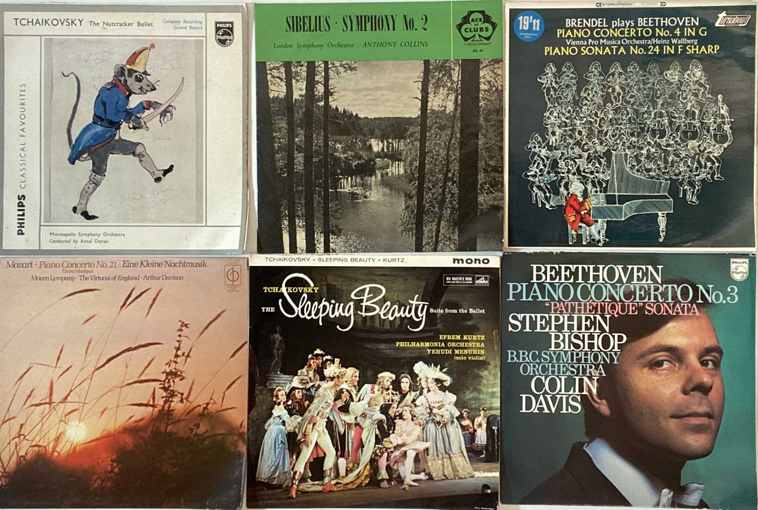 CLASSICAL - LPs - Image 2 of 5