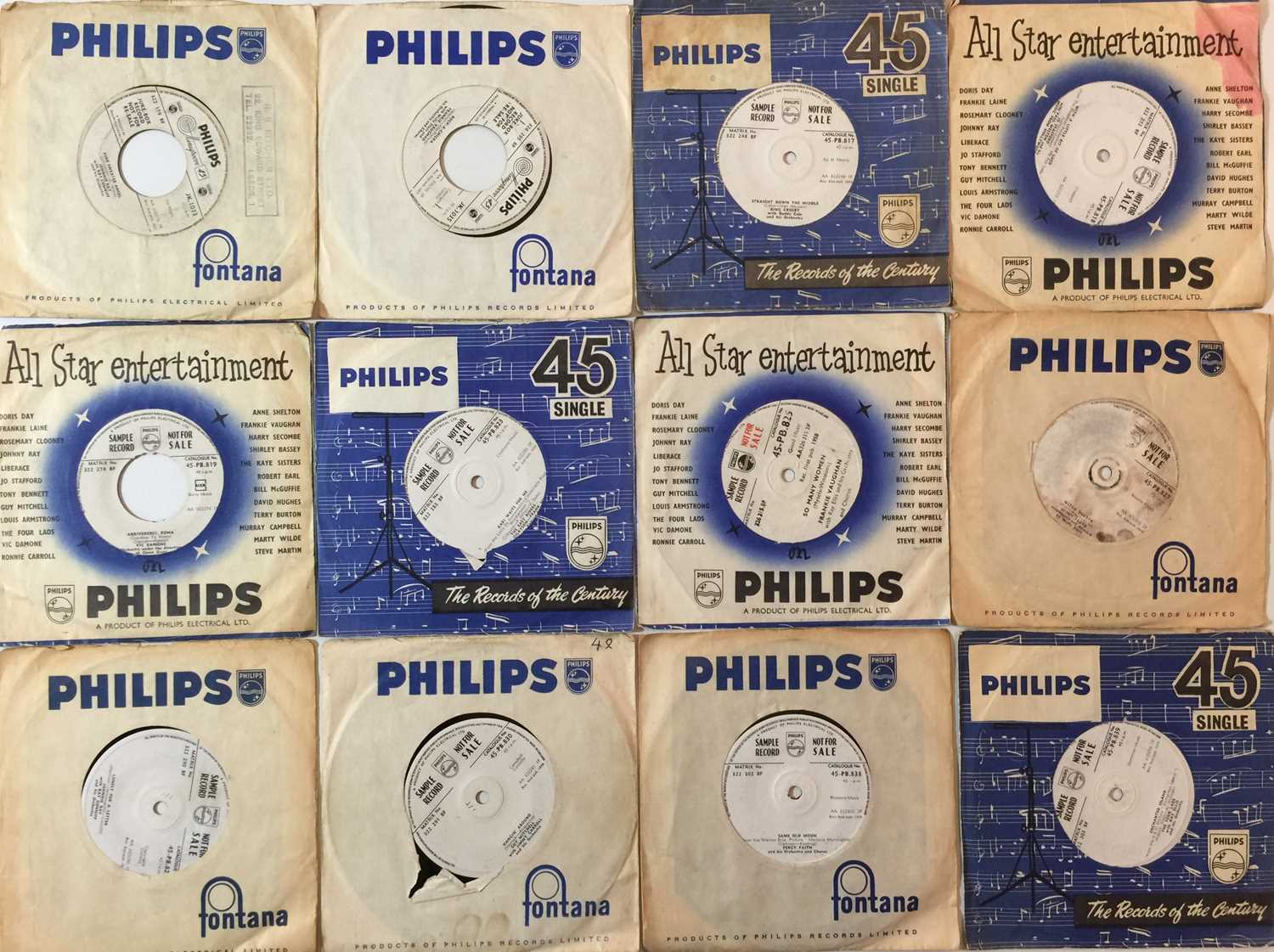 """PHILIPS - 7"""" DEMOS COLLECTION - Image 2 of 3"""