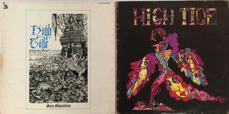HIGH TIDE - LP RARITIES