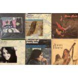 JOAN BAEZ - LPs