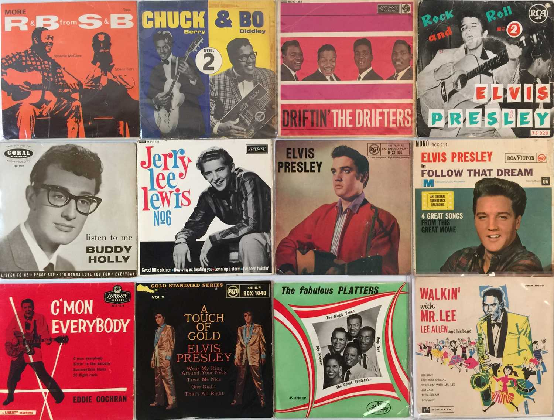 EPs (60s/R&R/RNB)