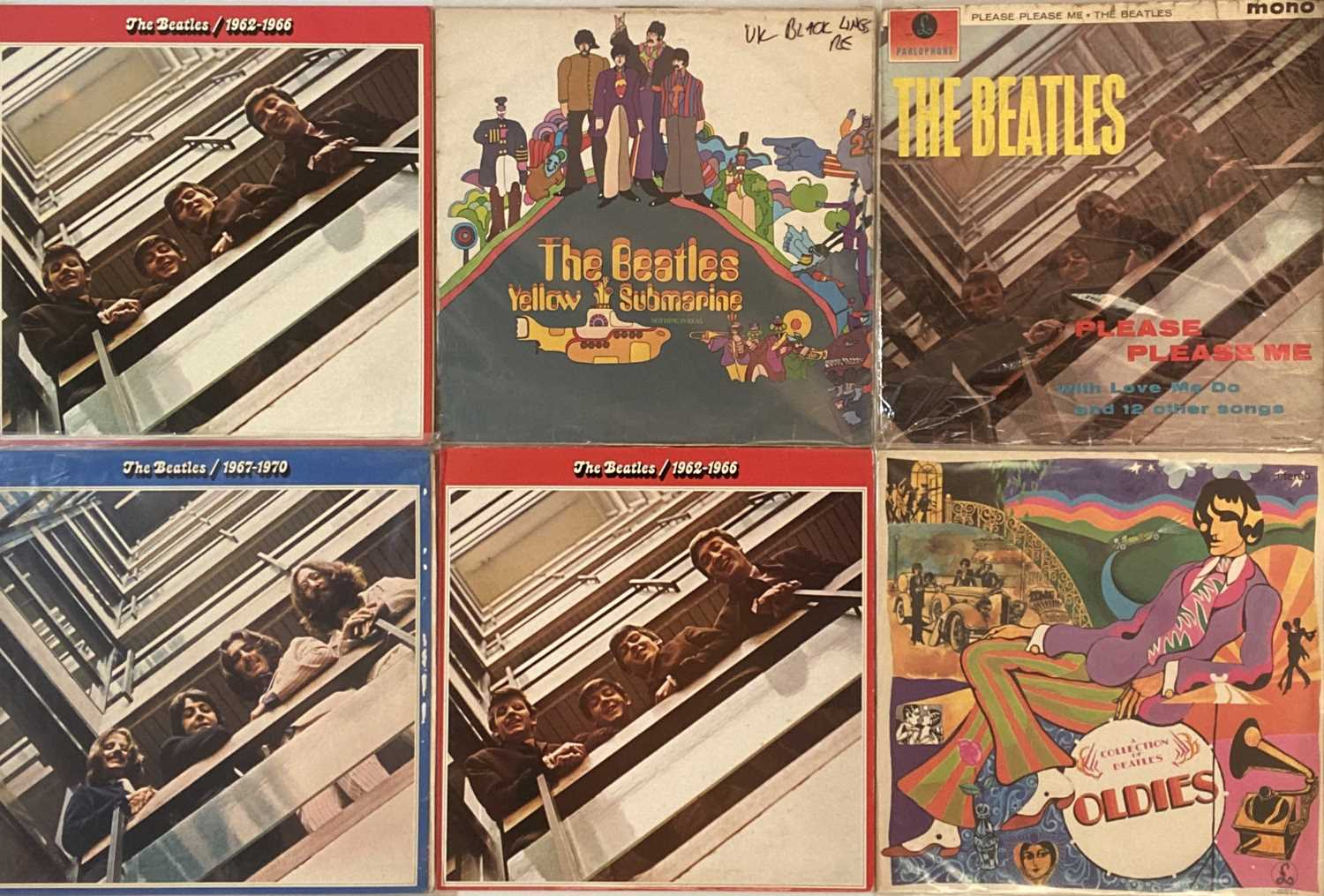 THE BEATLES AND RELATED - LPs - Image 2 of 4