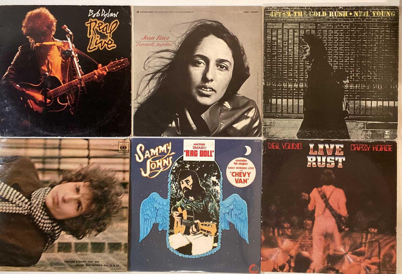 FOLK/ FOLK ROCK/ SINGER-SONGWRITER - LPs