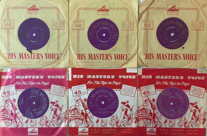 """ELVIS PRESLEY - 7"""" HMV RARITIES"""