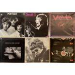 """FOLK-ROCK/CLASSIC/HEAVY - LPs/12"""" (WITH VAN HALEN RARITY!"""