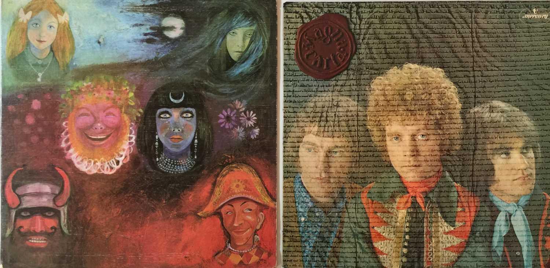 KING CRIMSON/MAGNA CARTA - ORIGINAL UK LPs