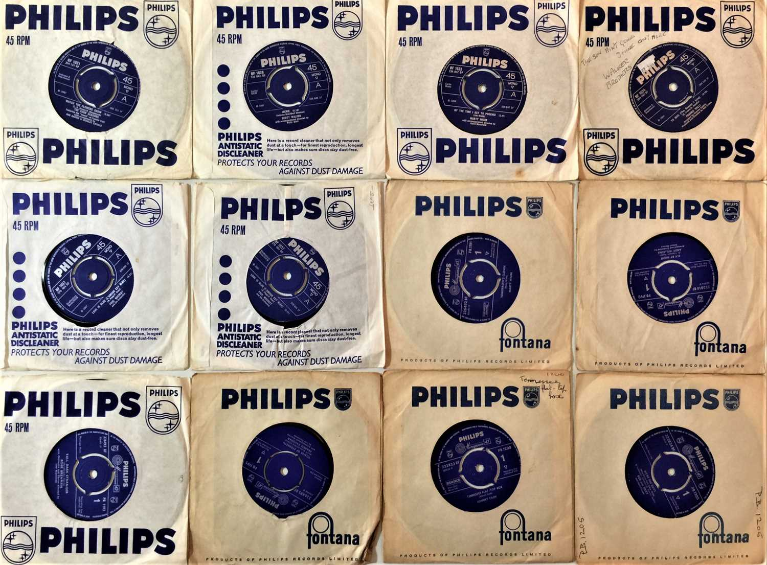 """PHILIPS - 7"""" ARCHIVE COLLECTION - Image 2 of 3"""