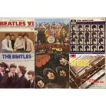 THE BEATLES/ THE ROLLING STONES AND RELATED - LPs