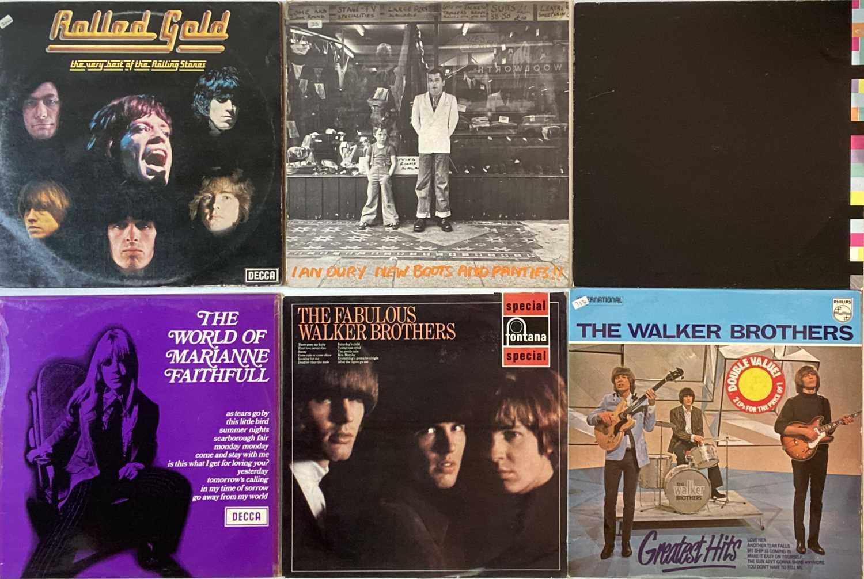 """FOLK-ROCK/CLASSIC/HEAVY - LPs/12"""" (WITH VAN HALEN RARITY! - Image 2 of 5"""