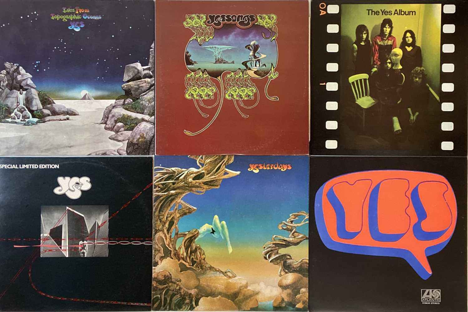 PROG/ PSYCH - LPs - Image 2 of 6