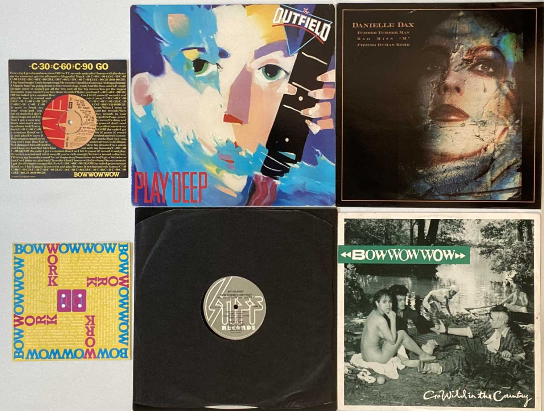 "ELECTRONIC/POWER POP/NEW WAVE/ART ROCK - LP/12""/7"" - Image 2 of 2"