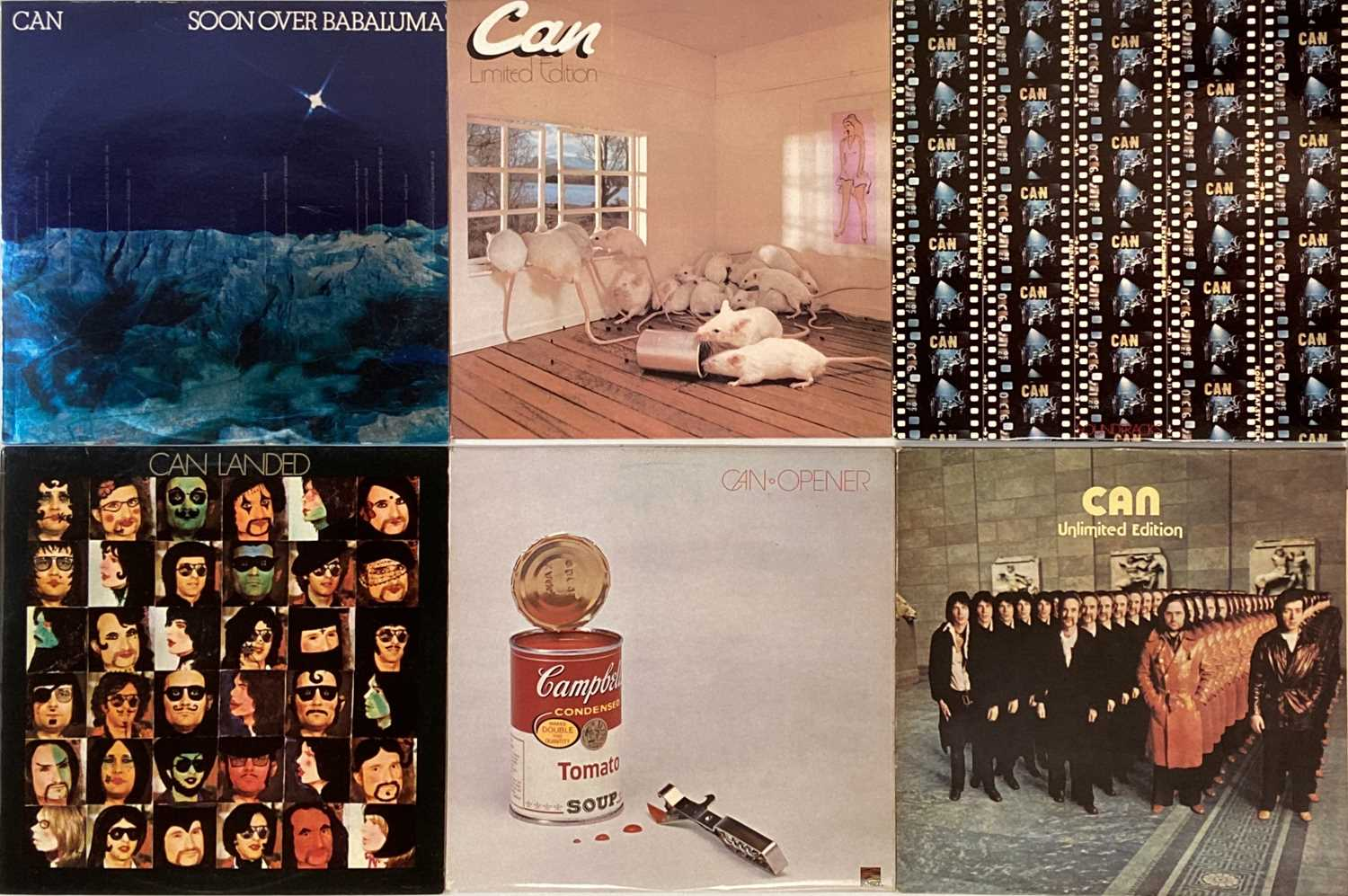 CAN - LP COLLECTION