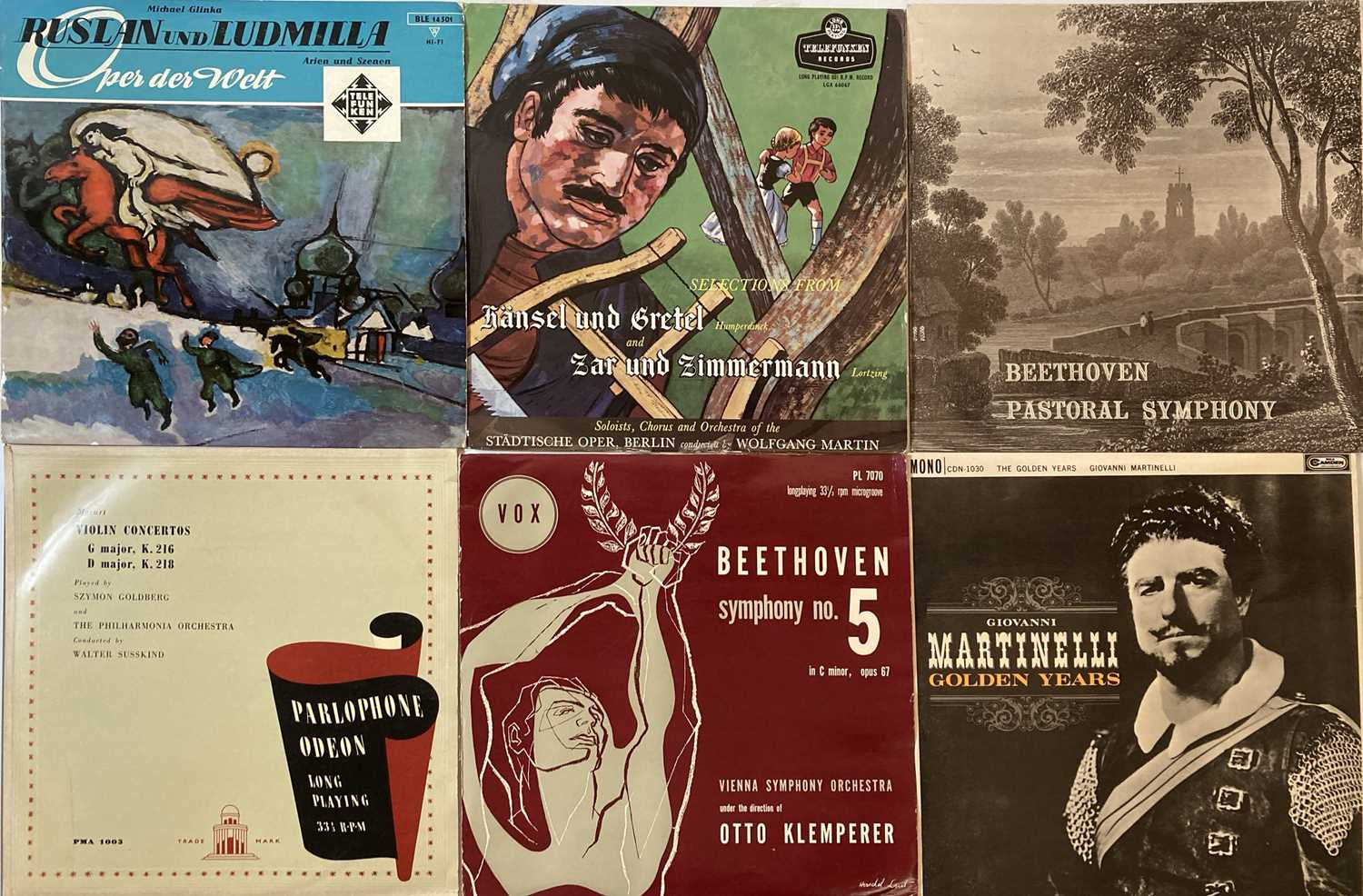 CLASSICAL - LP/78 COLLECTION - Image 4 of 12