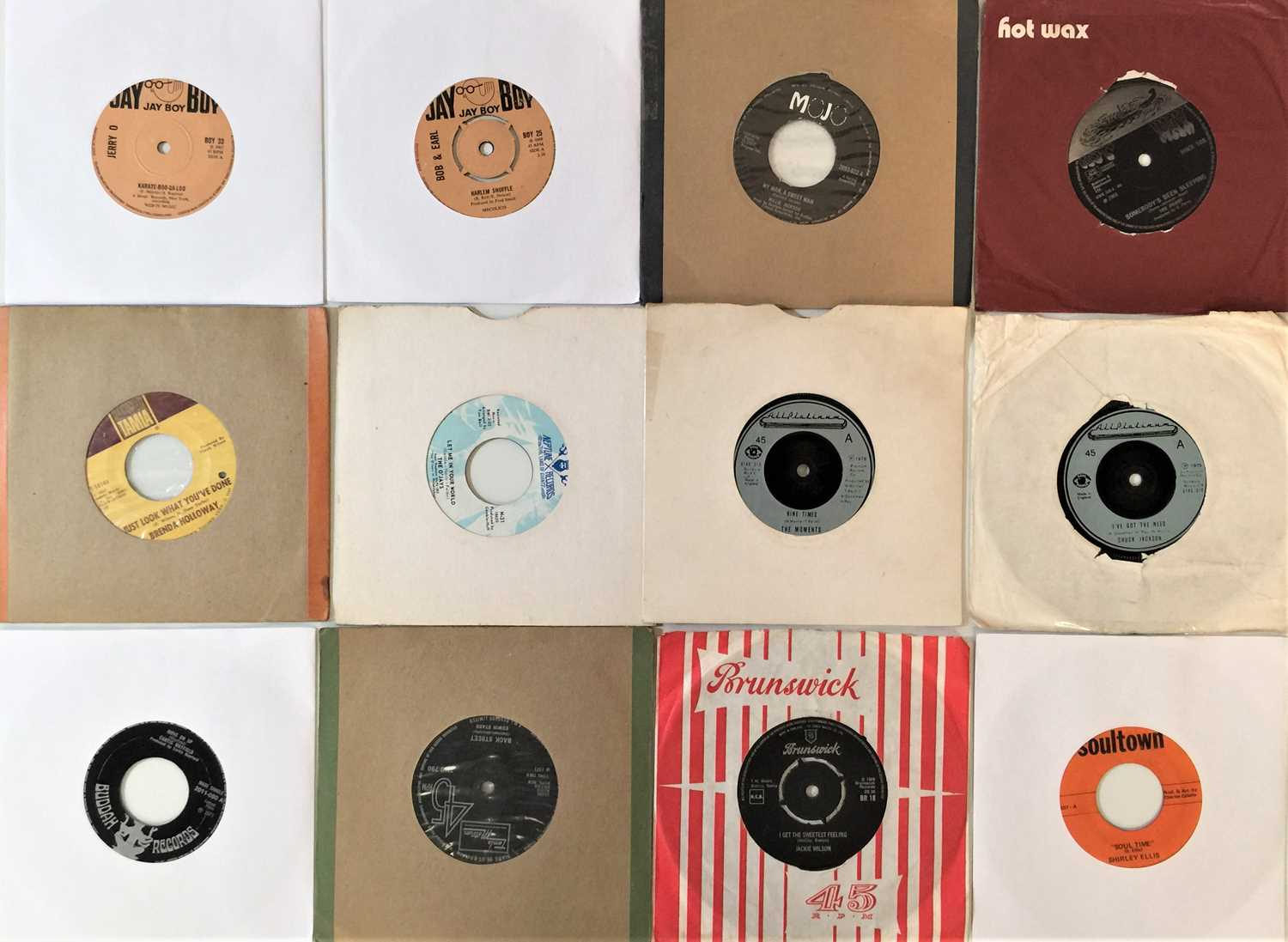 """NORTHERN SOUL - 7"""" COLLECTION - Image 2 of 2"""