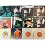 """DAVID BOWIE - 7"""" COLLECTION (WITH JAPANESE/EU RARITIES)"""
