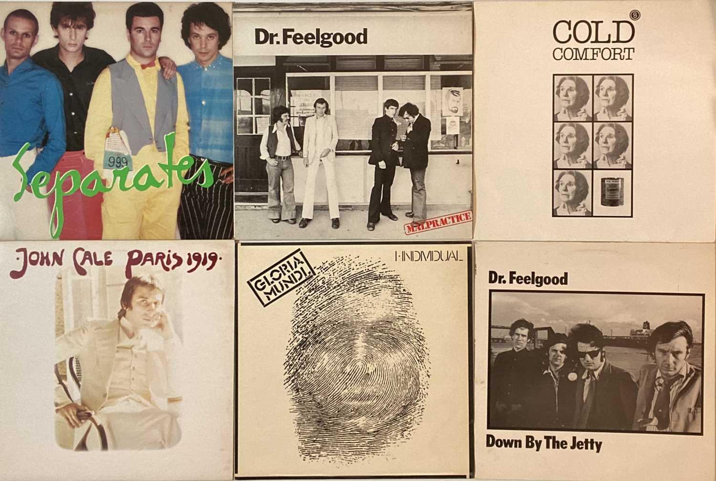 "PUNK/ WAVE/ COOL POP/ GLAM - LPs/ 12"""