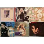 POP/ ROCK - FEMALE ARTIST LPs