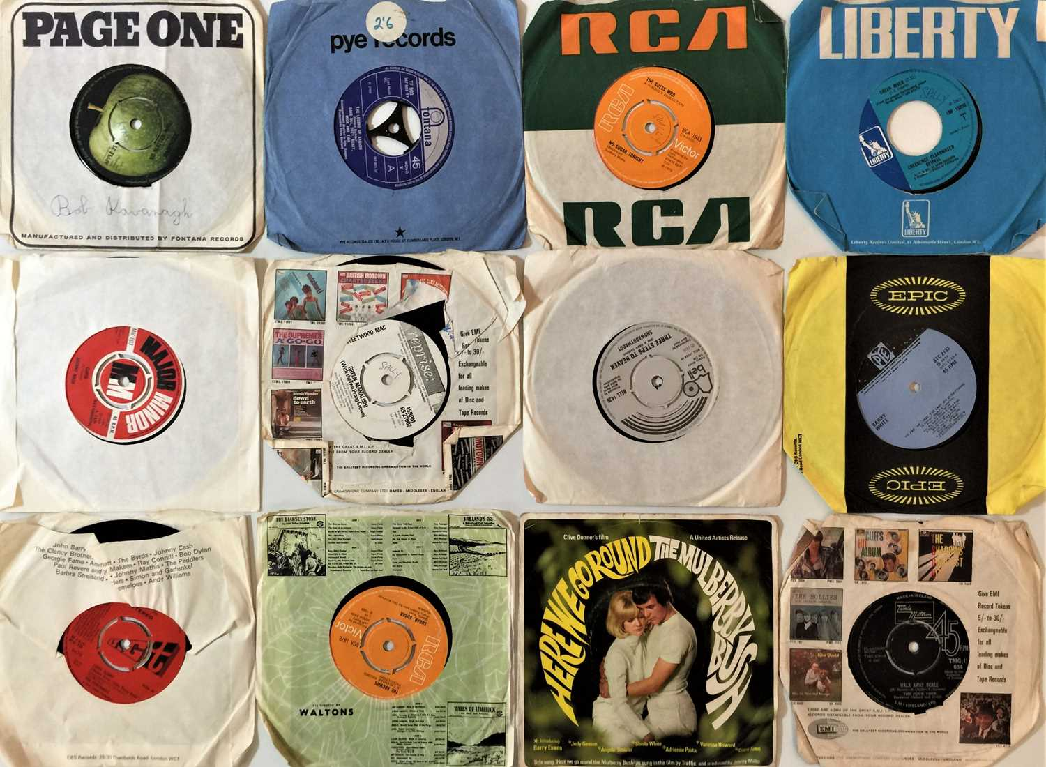 """CLASSIC/ FOLK/ POP - 7"""" COLLECTION - Image 3 of 3"""