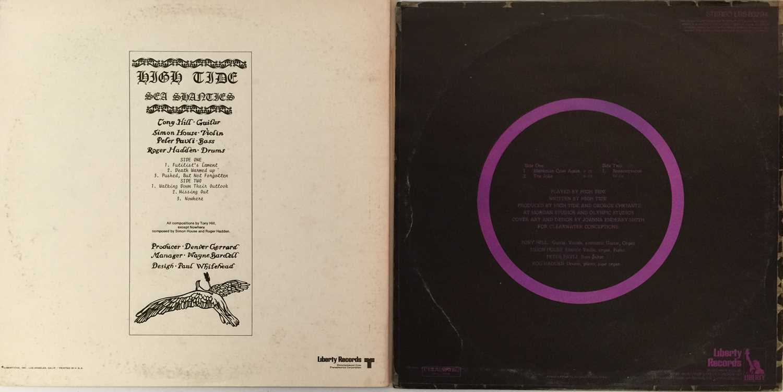 HIGH TIDE - LP RARITIES - Image 2 of 4