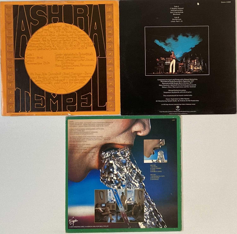ASH RA TEMPEL/ ASHRA - LP RARITIES - Image 2 of 2