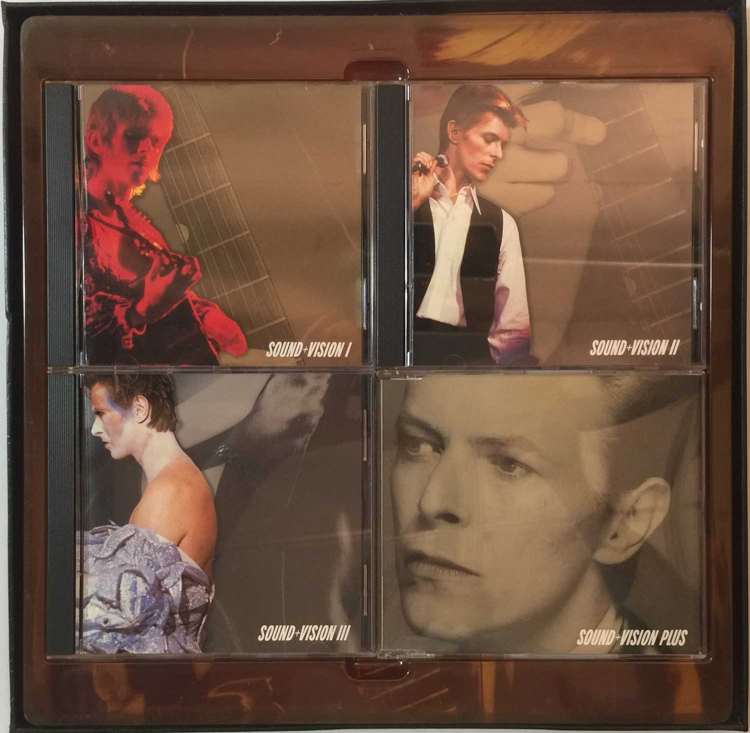 DAVID BOWIE - LIMITED EDITION CD BOX SET RELEASES - Image 7 of 8