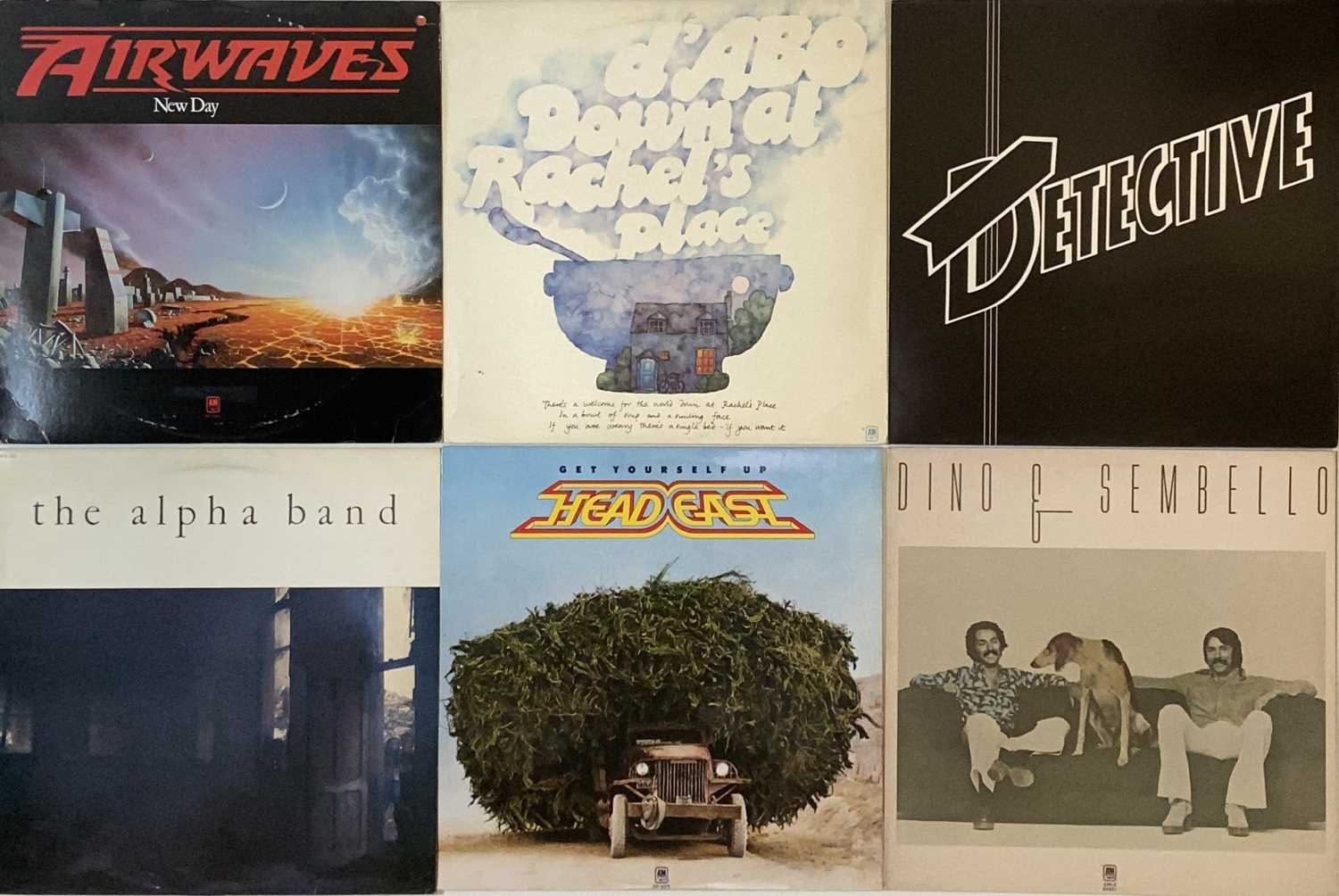 SOFT ROCK/ AOR - LPs - Image 2 of 6